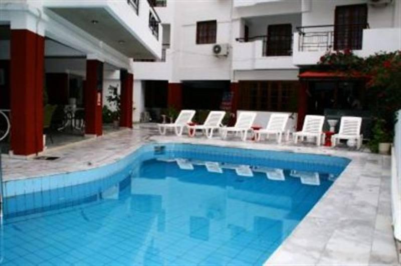 Appartementen Artemis - Chersonissos - Heraklion Kreta